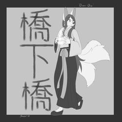 {DA} Qiaoxi Qiao - Kitsune Healer