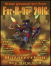 M.A.A.S. Presents- Fur-B-Que: The Razor