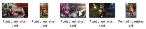 Most recent image: Point Of No Return source pack announcement