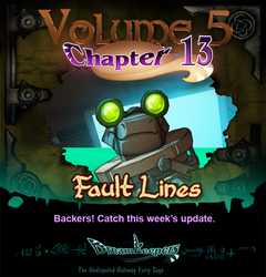 Volume 5 page 35 Update Announcement