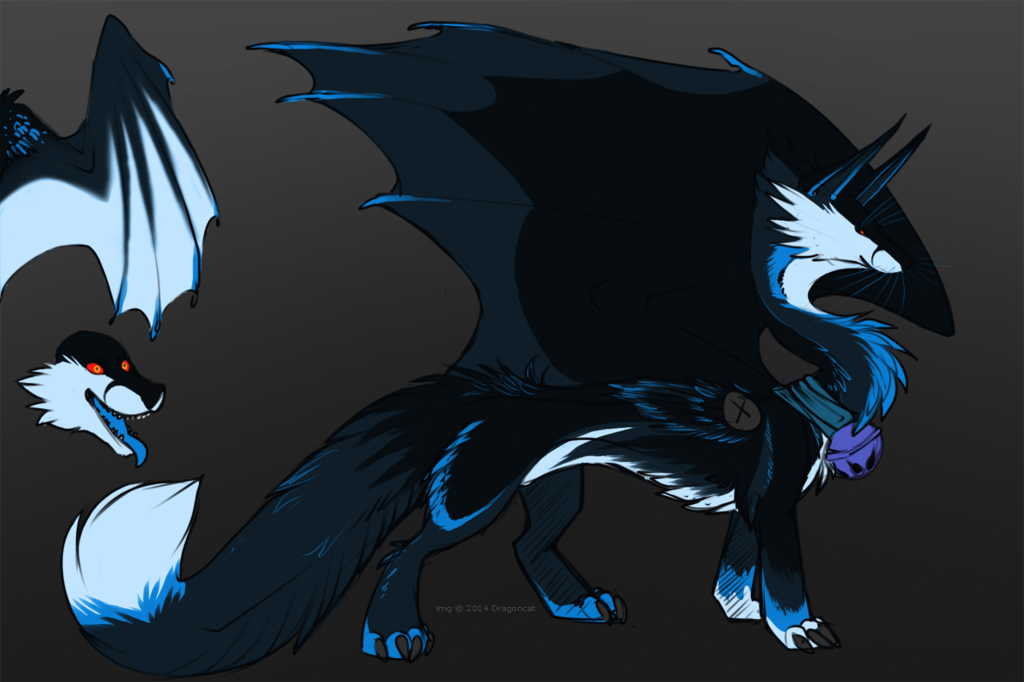 Most recent image: Foxdragon adopt - SOLD