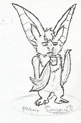 Morning Bat