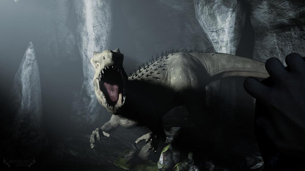 Indominus Spotted