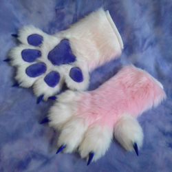 Mome Rath's handpaws