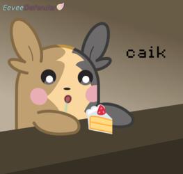 Morpeko and Cake