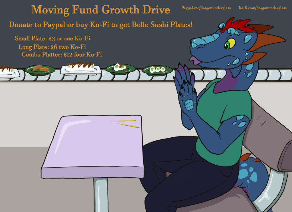 Moving Fund Sushi Feast