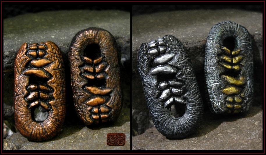 monster maw pendants