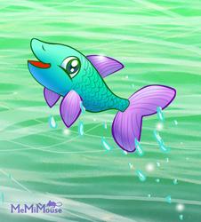 Go, Fishy!