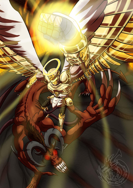 Crushing heaven vs Clawing hell