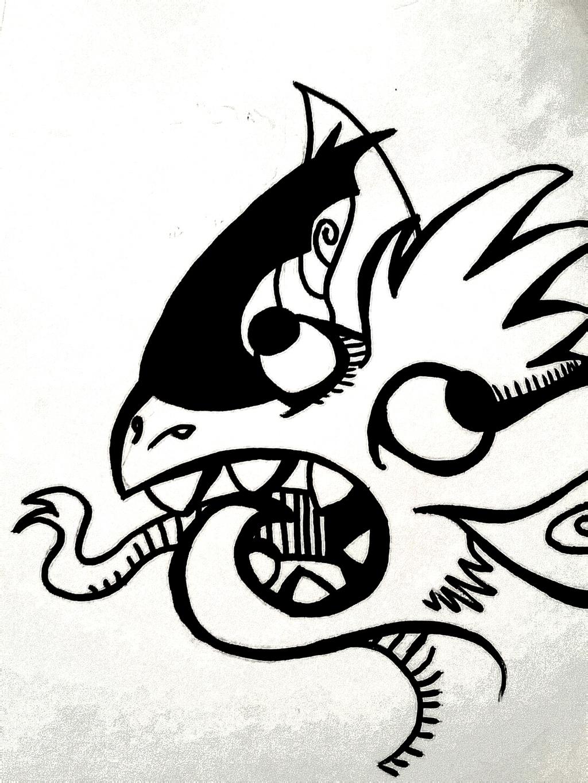 Airu doodle