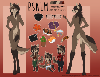 Psalm Reference 2018
