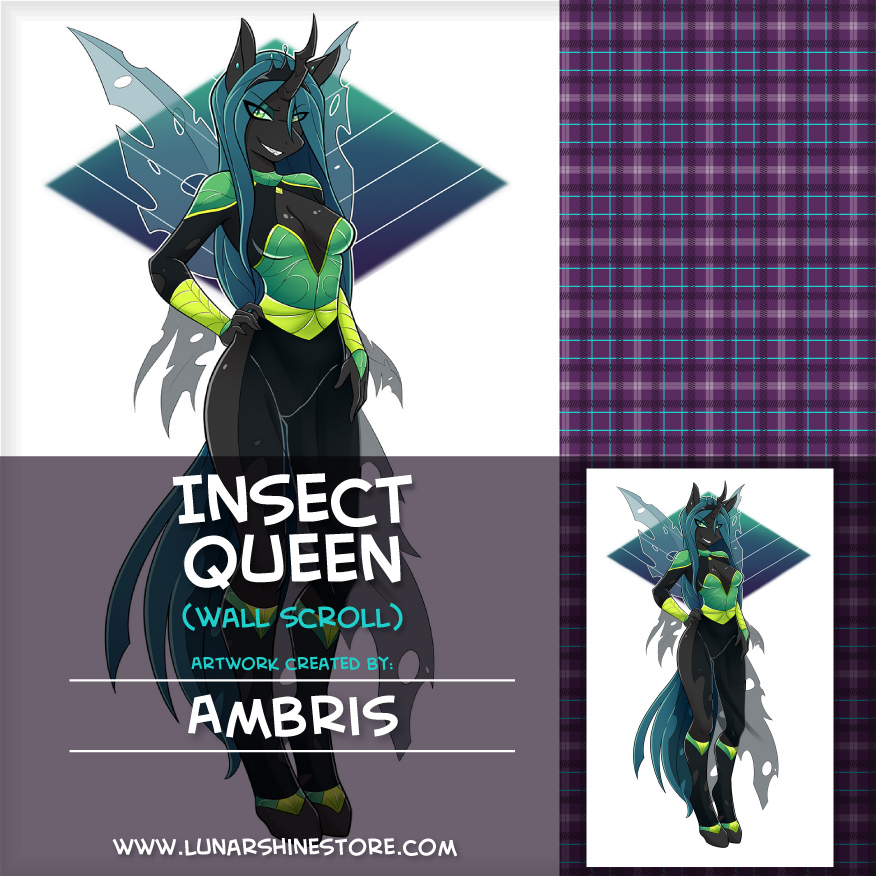 Insect Queen by Ambris