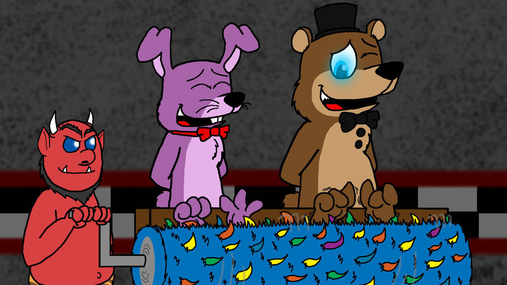 Most recent image: AT: Freddy & Bonnie Tickles