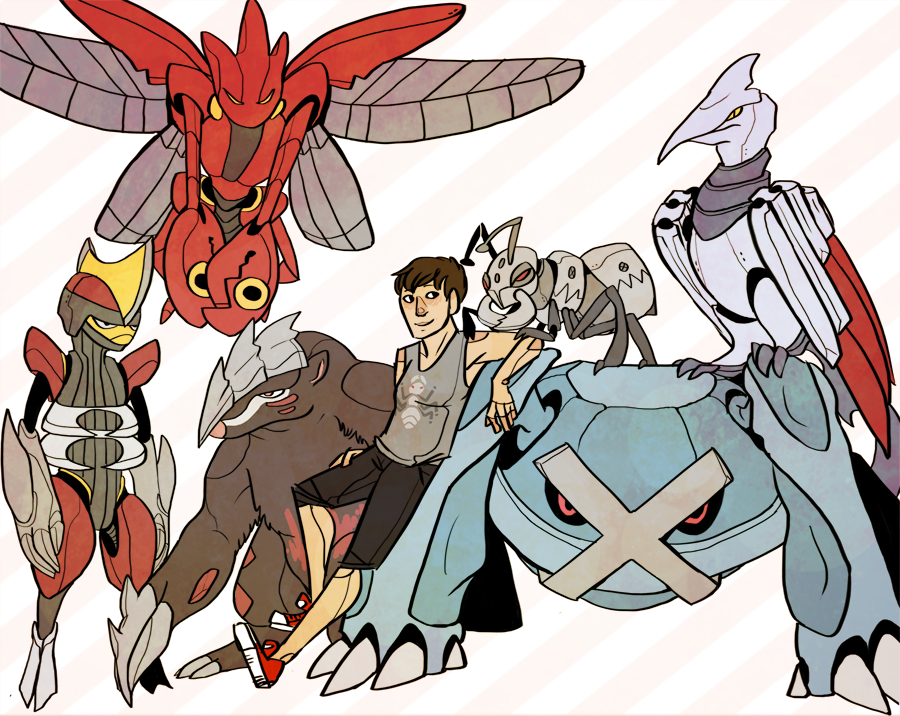 Steel Gym Leader