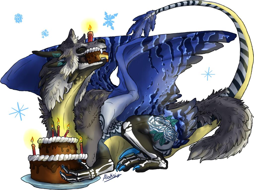Kyadrax (Commission)