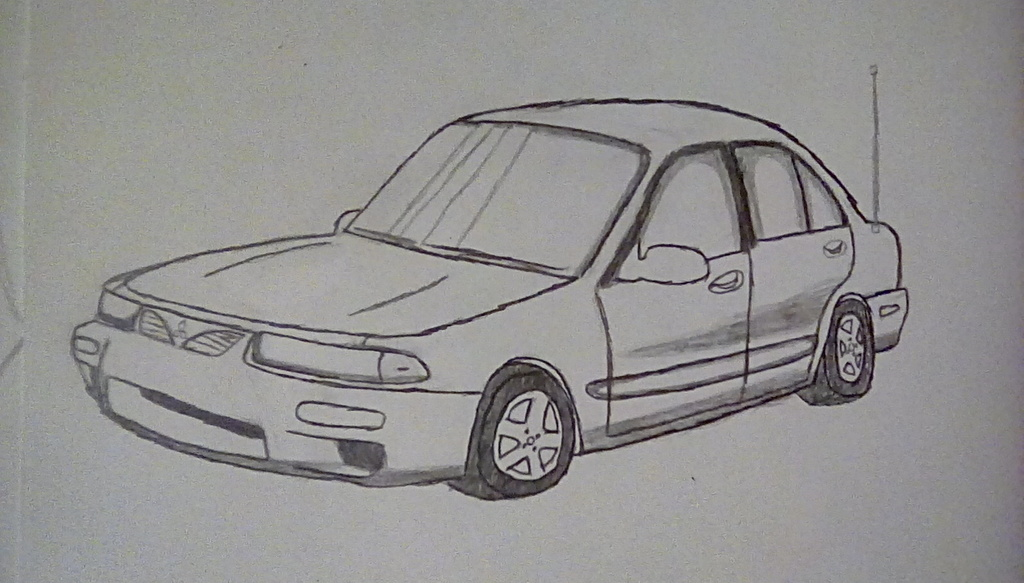 Most recent image: The Galant Again