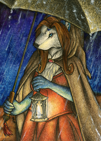 ACEO/ATC: Returning Home