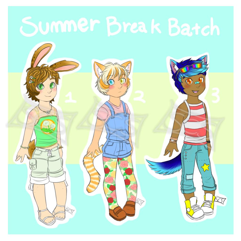 Most recent image: Summer Break Adopts [Open]