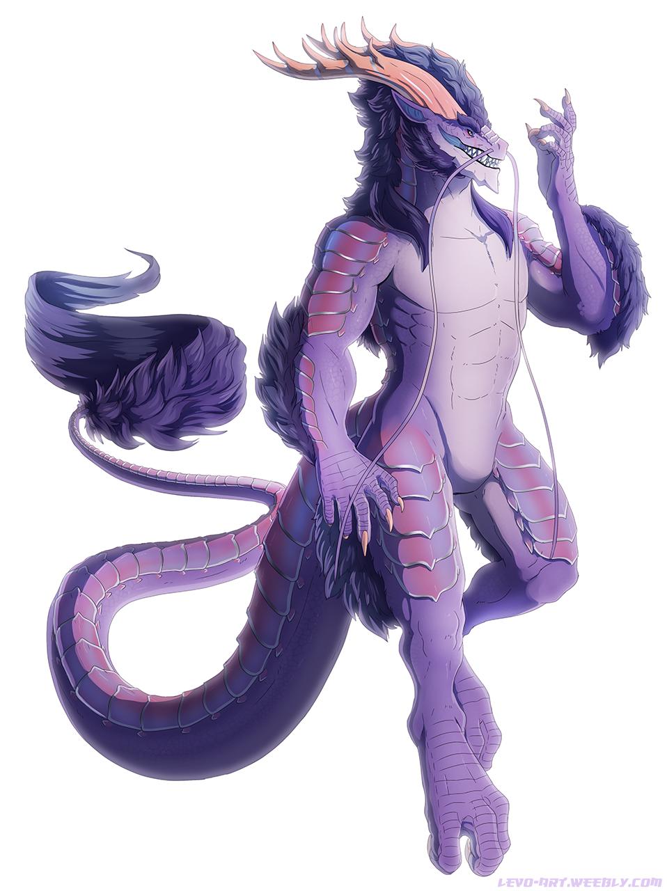 Moodboard - Eastern Dragon