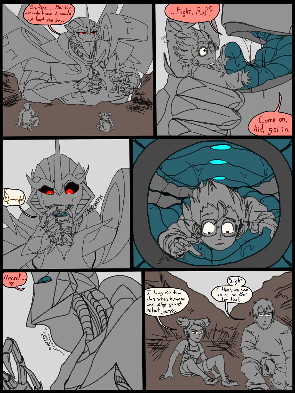 Terrible Guardian--2 [TFP Noms]