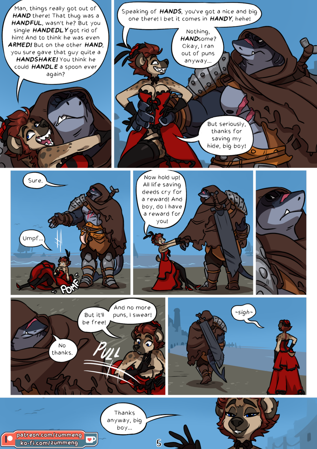 Perfect Fit pg. 5.