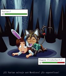 Nonstandard Pokemon Battle: Digital