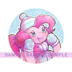 [M] MLP:FiM Winter Set Pinkie Pie