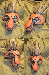 Scar Headdress