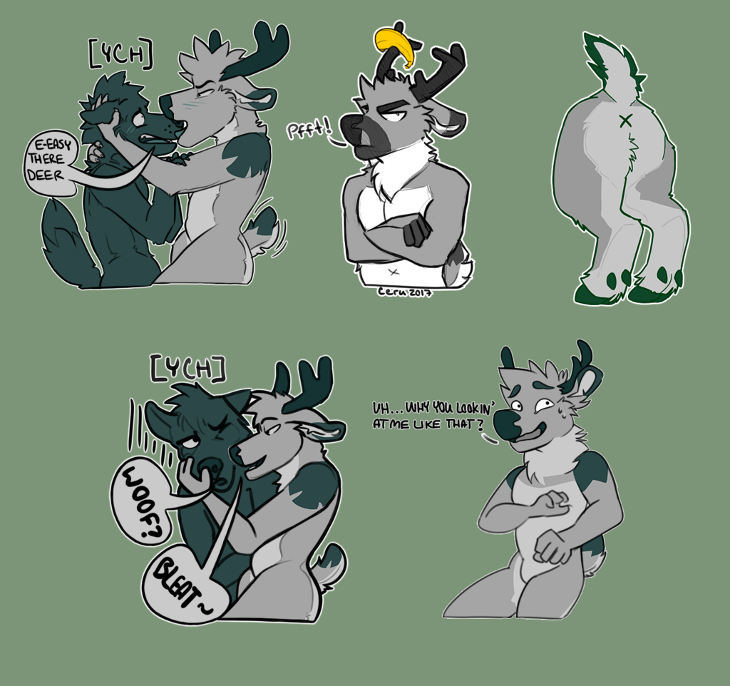Most recent image: Random Durr Stickers