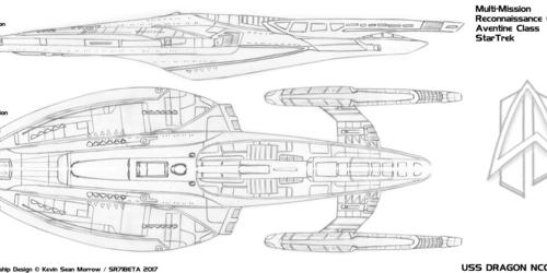 Aventine Class - Sketch Design