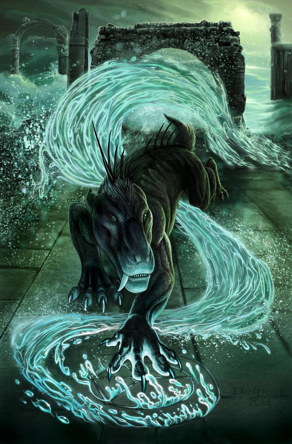 Beast of Flood