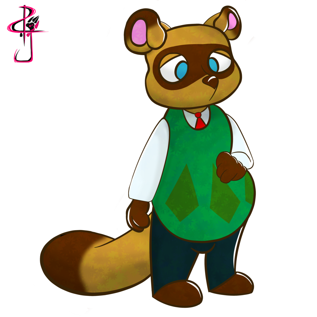 Most recent image: Pregnant tom nook