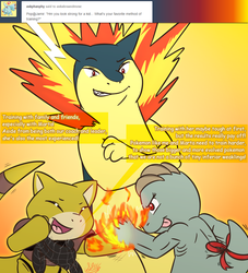 Ask Abra and Mew question #113