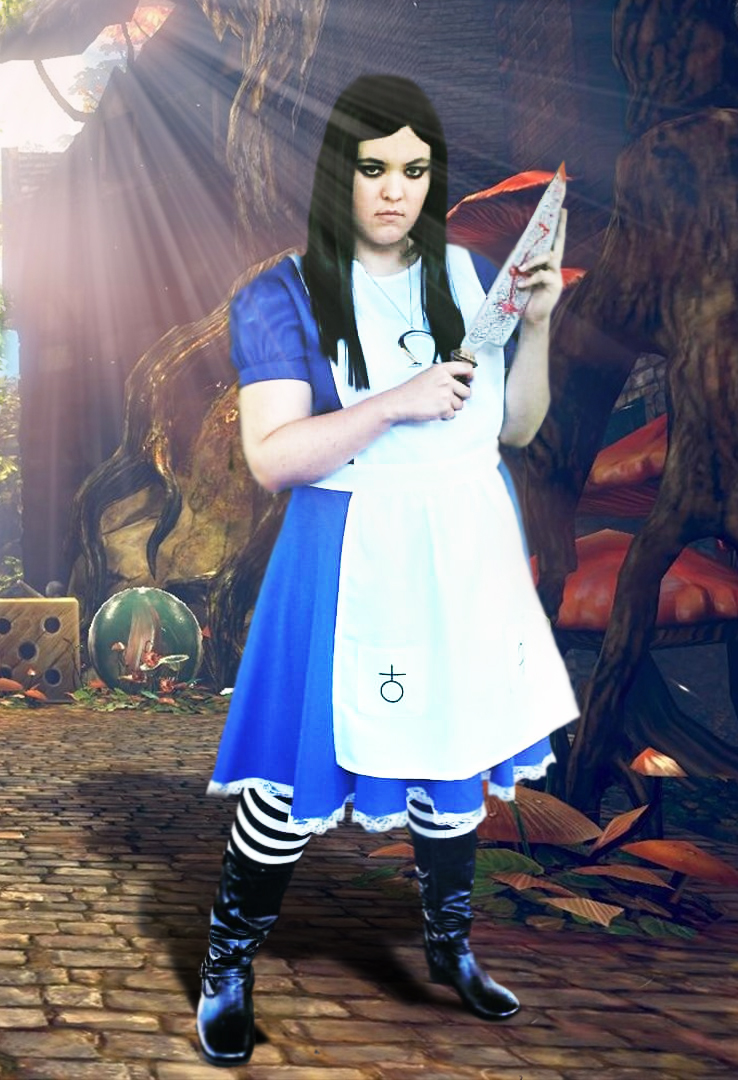 Alice return to madness cosplay useful