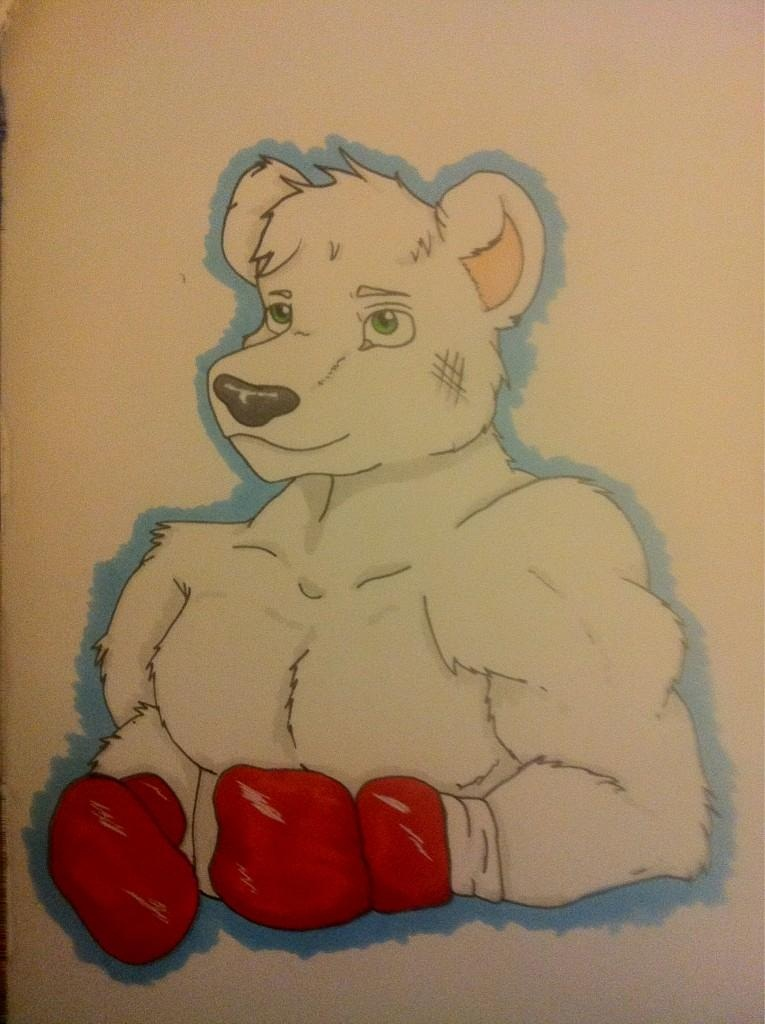 rei the ice bear