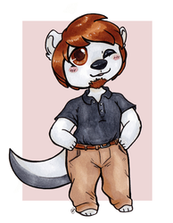 Ready For Work [Commission]