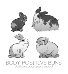 Body Positive Buns