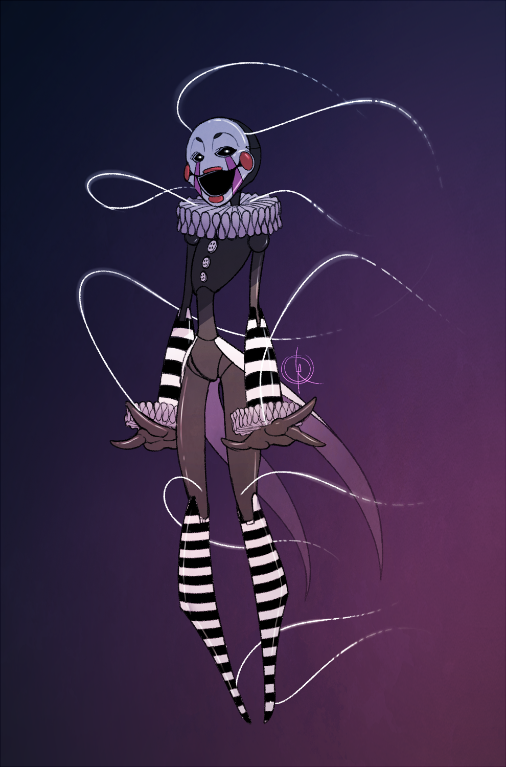 Five Nights at Freddy's - THE PUPPET