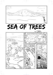 Comic: Sea of Trees, page 1