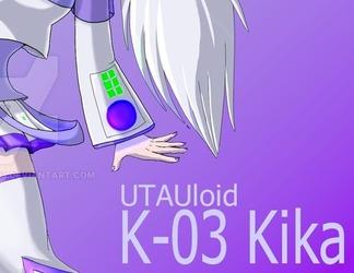 UTAUloid K-03 Kika v2 New design