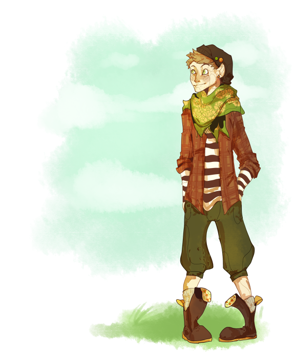 Feral Flannel Forest Princex