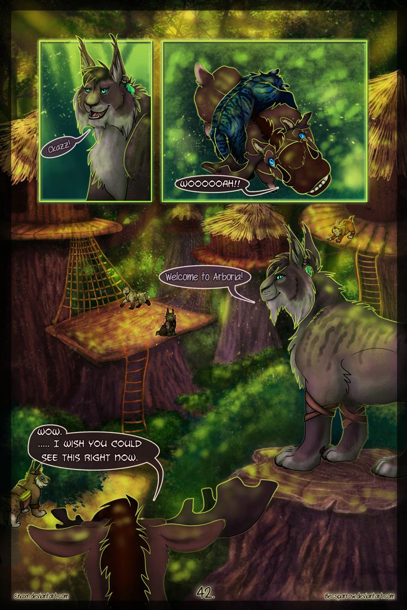 The Last Aysse: Page 42