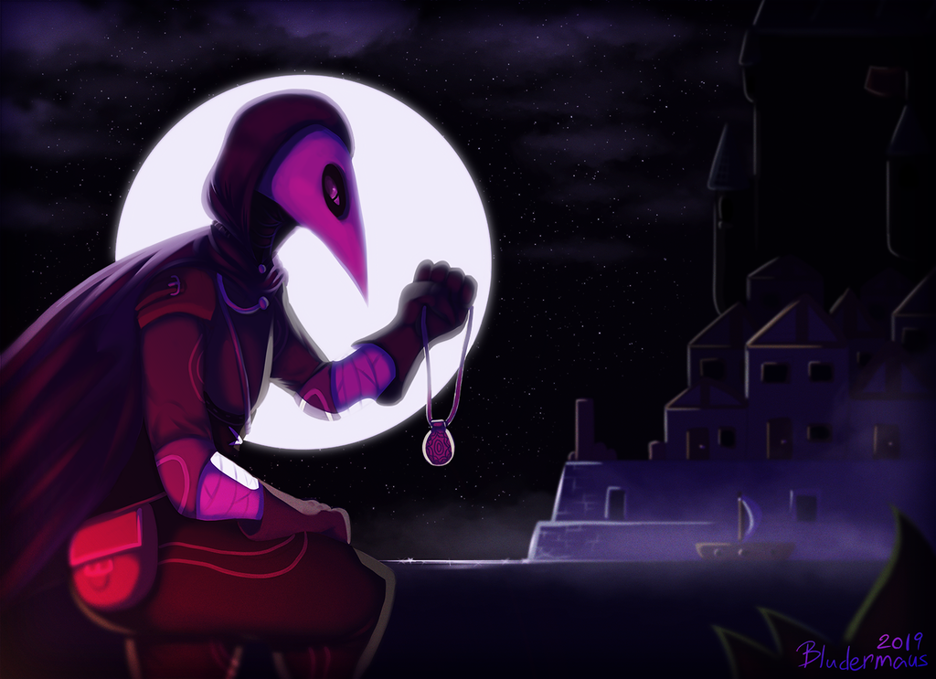 [FANART] - The Card Thief