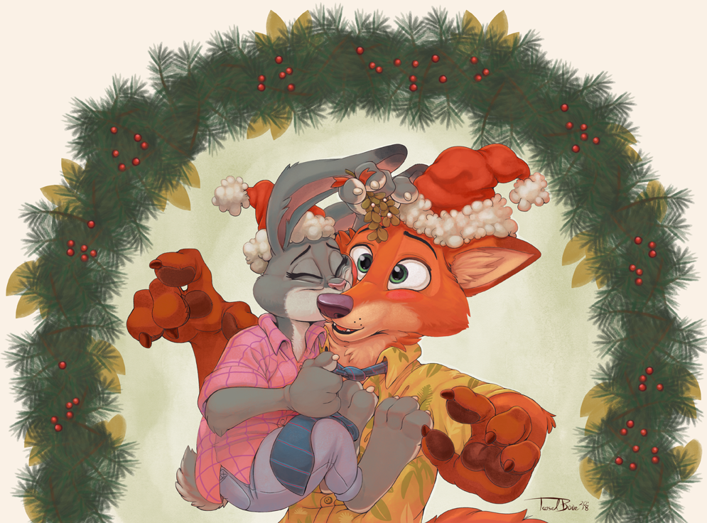 Nick and Judy Christmas