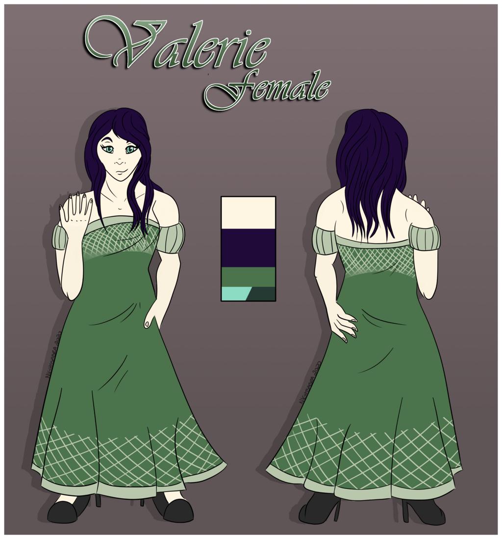[G]Valerie Reference Sheet