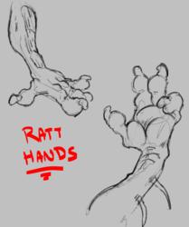 ratt's meatpaws