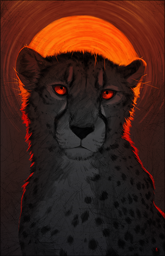 King of the Red Sun