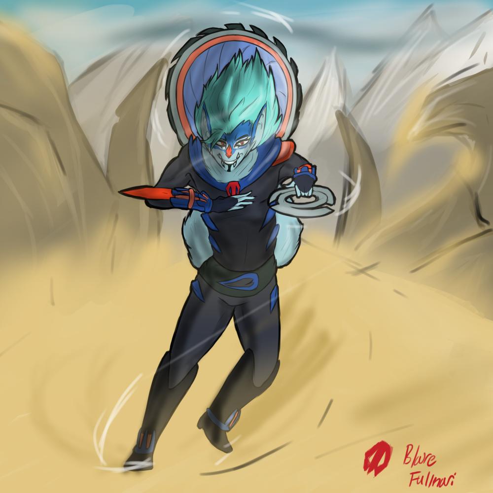 Desert Assassin