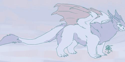 Tundra Dragon - Redesign