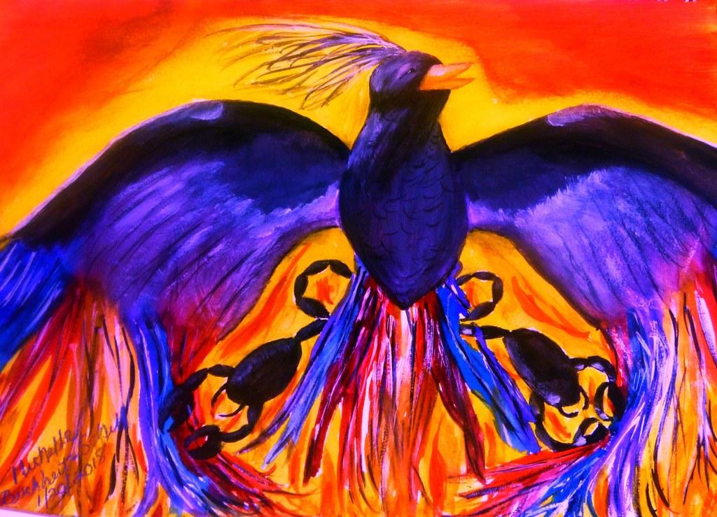The Phoenix Goddess
